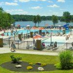 Treasure Lake Lakeview Lodge Pool 2