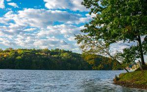Decorative Photo Showing Treasure Lake, PA, located near DuBois, PA.