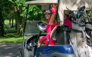 Women's Golf Outing Photo at Treasure Lake