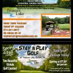 2 Spring Fall Stay n Play Packages