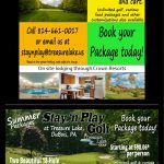 2 Summer Stay n Play Packages